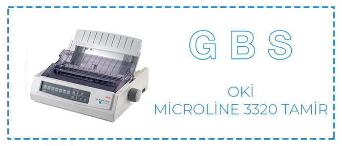 Oki Microline 3320 Tamir