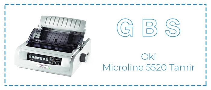Oki Microline 5520 Tamir